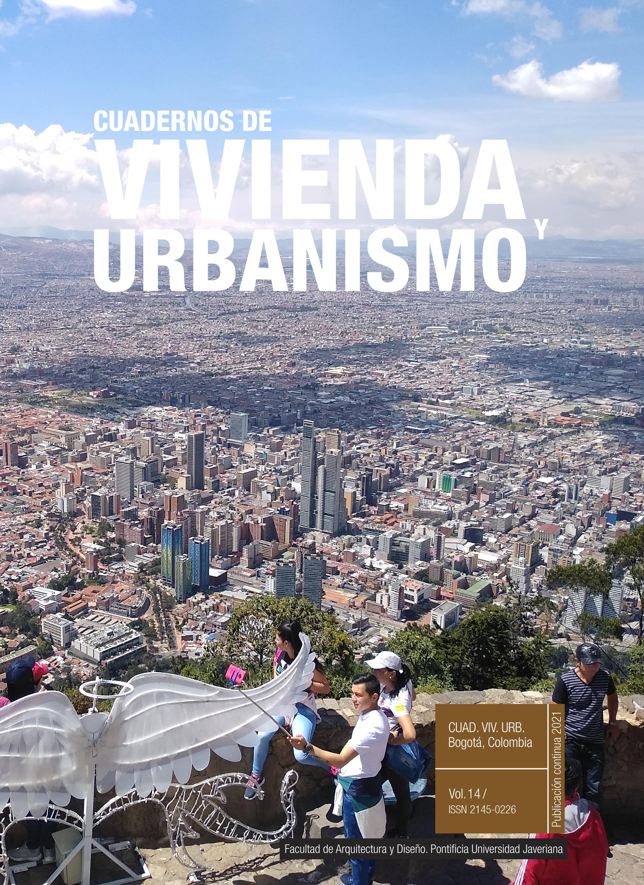 Cuadernos de Vivienda y Urbanismo